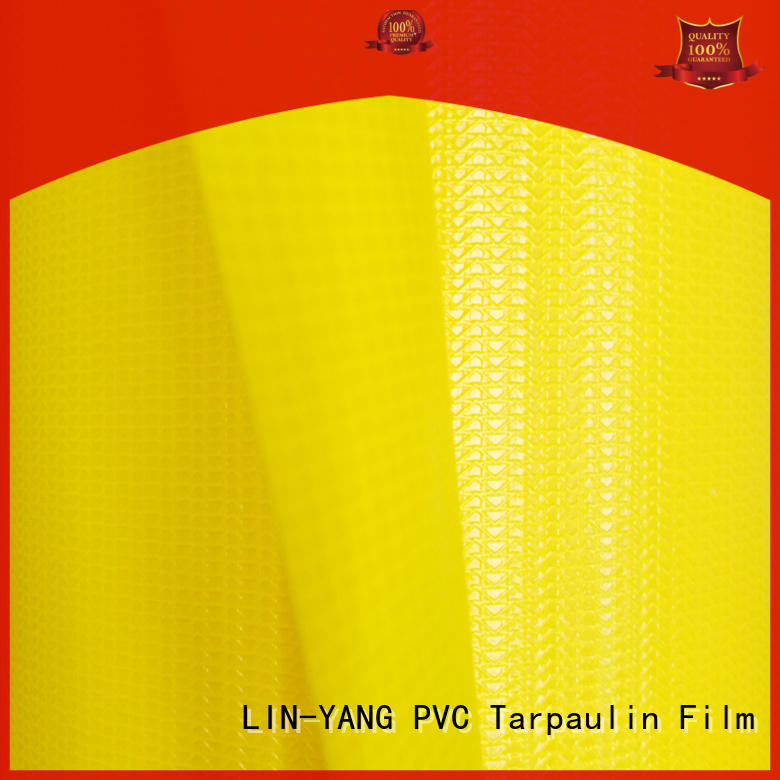 tensile tear pvc tensile membrane structure weather ability LIN-YANG Brand