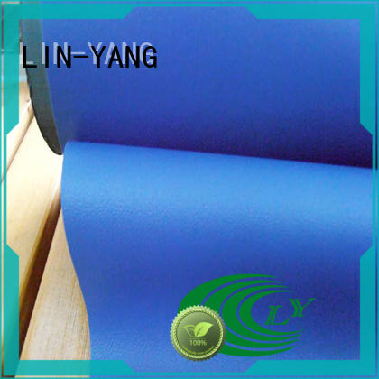 Quality LIN-YANG Brand anti-fouling Decorative PVC Filmfurniture film