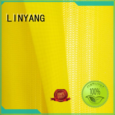 LINYANG pvc tarpaulin supplier for sale