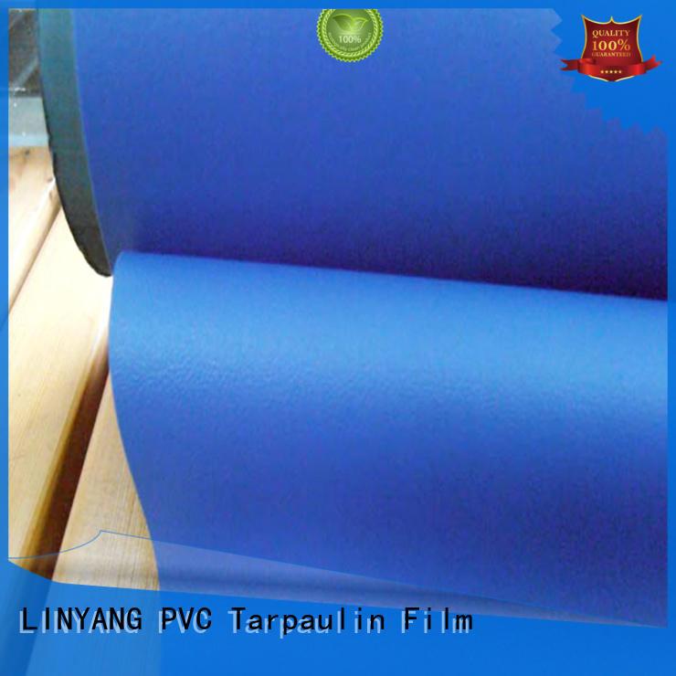 LINYANG pvc Decorative PVC Filmfurniture film supplier for indoor