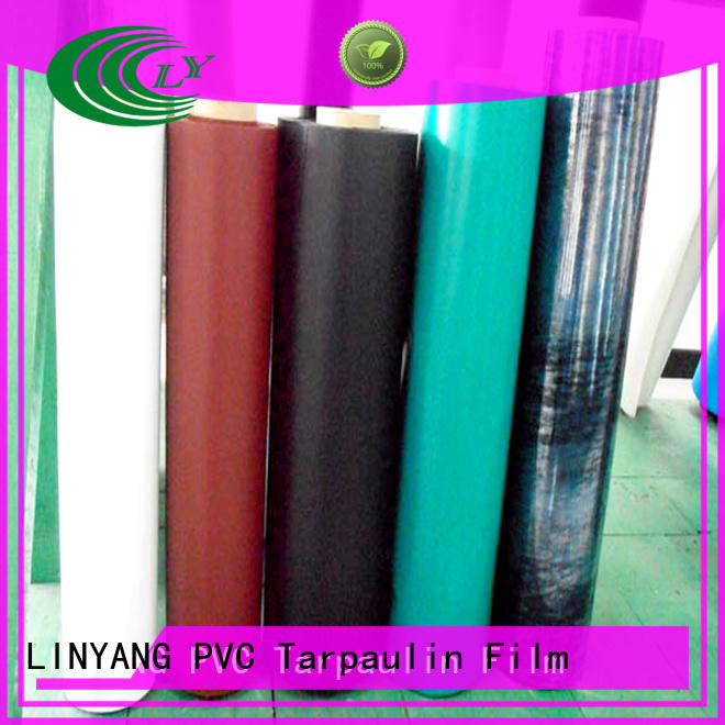 good transparency inflatable pvc film pvc factory for inflatable boat