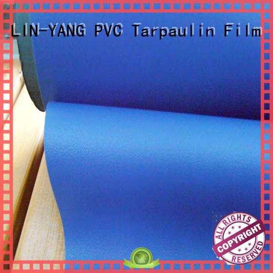 rich Custom anti-fouling opaque Decorative PVC Filmfurniture film LIN-YANG variety