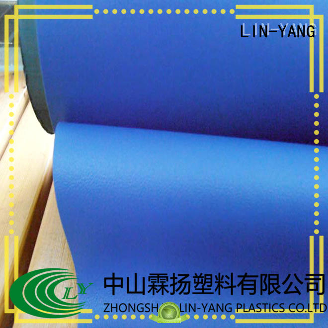 standard pvc film manufacturers factory price for indoor
