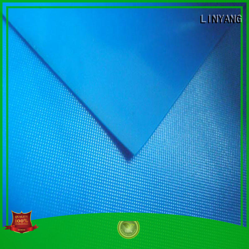 LINYANG normal pvc film roll series for household