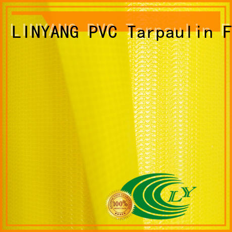 LINYANG pvc tarpaulin manufacturer for outdoor