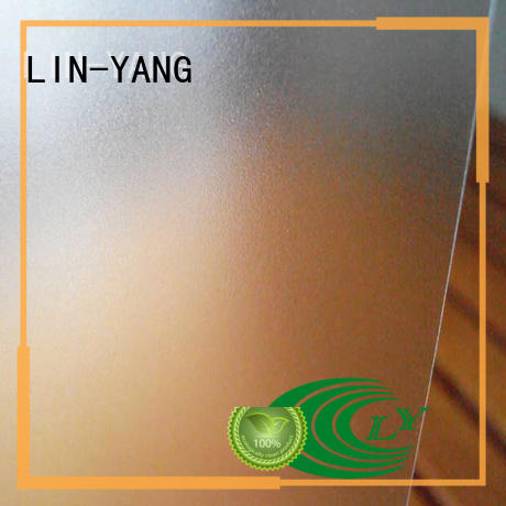 LIN-YANG Brand club office pvc films for sale ceiliing
