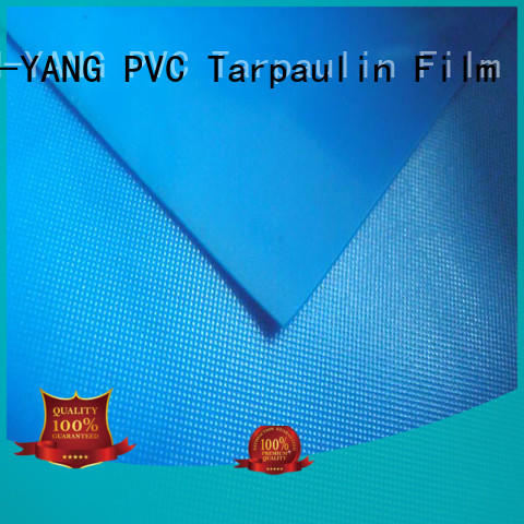 packaging rich flexible LIN-YANG Brand pvc film price manufacture