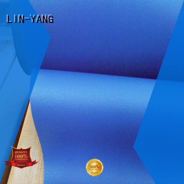 LIN-YANG Brand variety opaque rich Decorative PVC Filmfurniture film