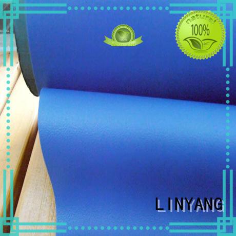 LINYANG standard Decorative PVC Filmfurniture film series for furniture