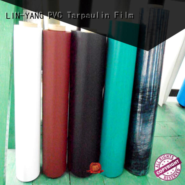 pvc film price pvc for inflatable boat LIN-YANG