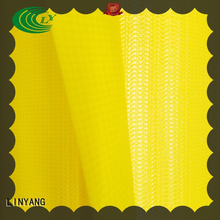 flame-retardant pvc tarpaulin tensile factory price for agriculture tarps