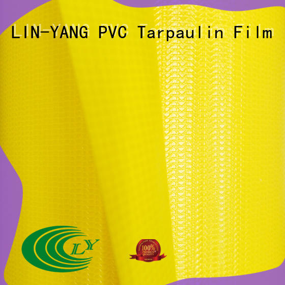 resistant blue tarpaulin tensile for tent tarps LIN-YANG