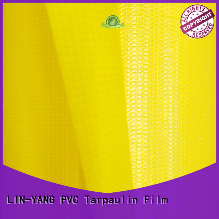 membrane structure building heavy duty weather ability coated Warranty LIN-YANG