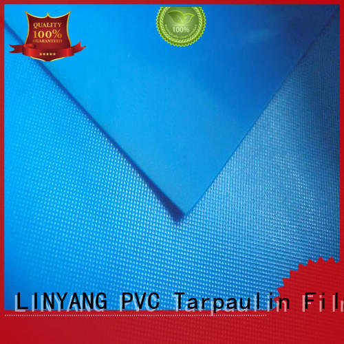 LINYANG standard pvc film roll supplier for bathroom