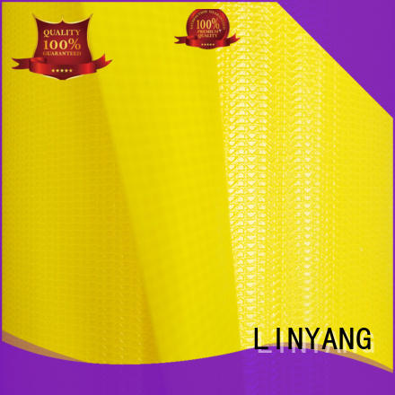 LINYANG best tarpaulin film factory price for advertising banner