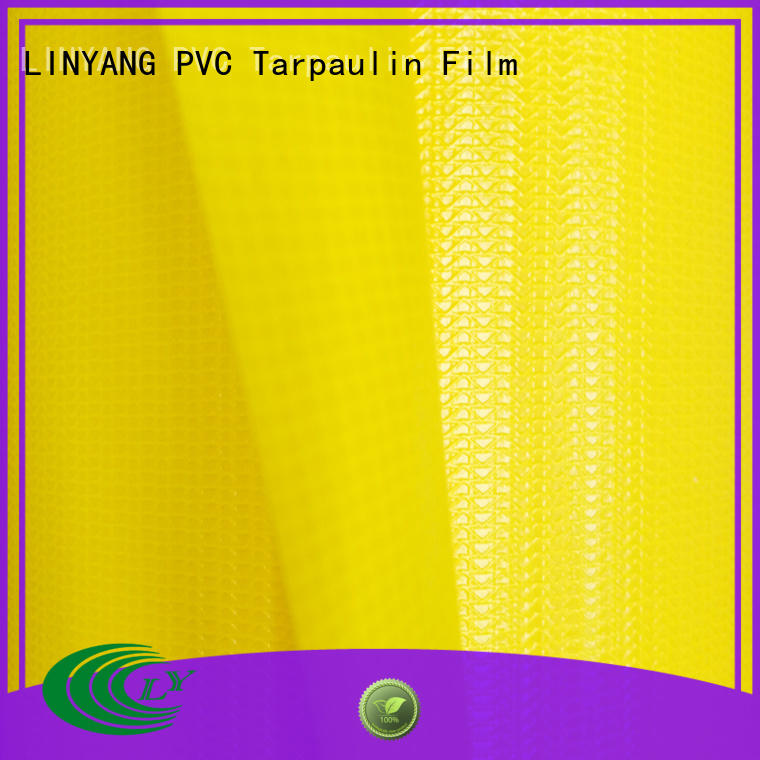 mildew resistant tarpaulin film pvc design for geotextile