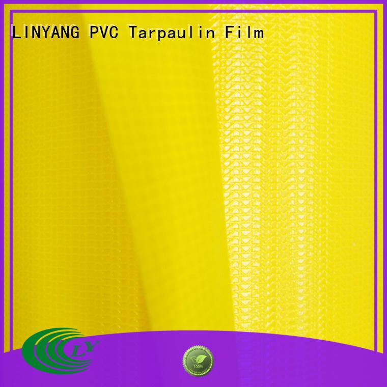 mildew resistant tarpaulin film pvc design for geotextile