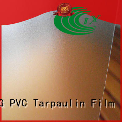 hotel wall restaurant LIN-YANG Brand Translucent PVC Film
