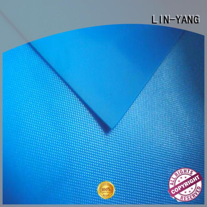 pvc film price normal for umbrella LIN-YANG
