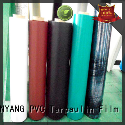 LINYANG waterproof Inflatable Toys PVC Film with good price for aquatic park