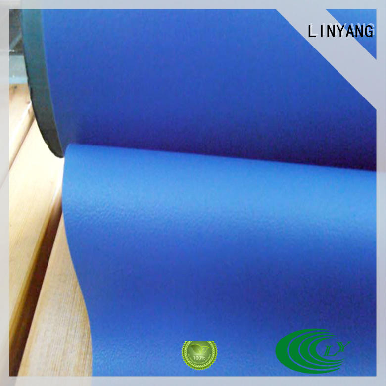 LINYANG pvc self adhesive film for furniture factory price for ceiling