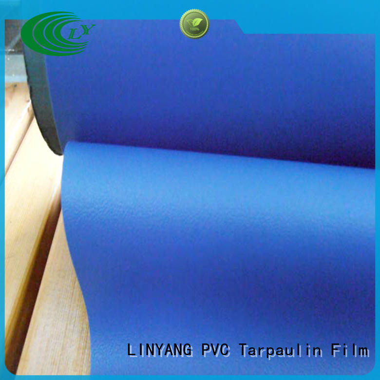 semi-rigid Decorative PVC Filmfurniture film rich factory price for furniture