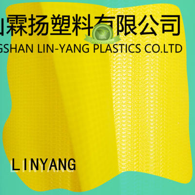 LINYANG flame-retardant waterproof tarpaulin series for tent tarps