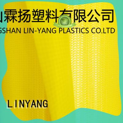LINYANG mildew resistant heavy duty tarpaulin series for advertising banner