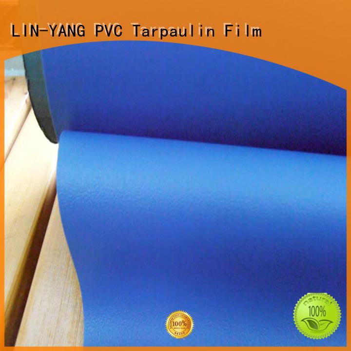 Semi-rigid, rich variety, waterproof, anti-fouling colored decorative PVC film