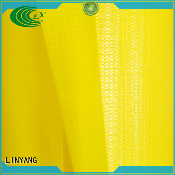 LINYANG high quality PVC Tarpaulin fabric factory for outdoor