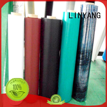 LINYANG hot selling Inflatable Toys PVC Film with good price for outdoor