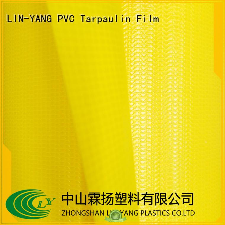 coated heavy duty waterproof resistant tensile membrane structure LIN-YANG