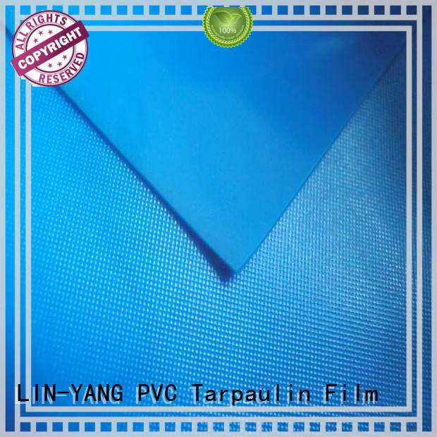 LIN-YANG Brand multiple extrusion rich pvc film price normal supplier
