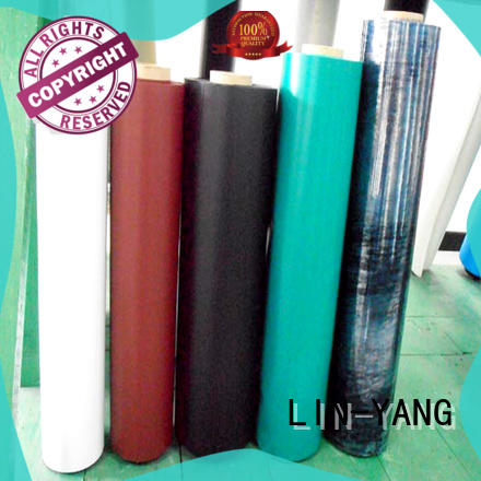 High tensile strength, weatherability, waterproof, anti-fouling colored inflatable toys PVC film