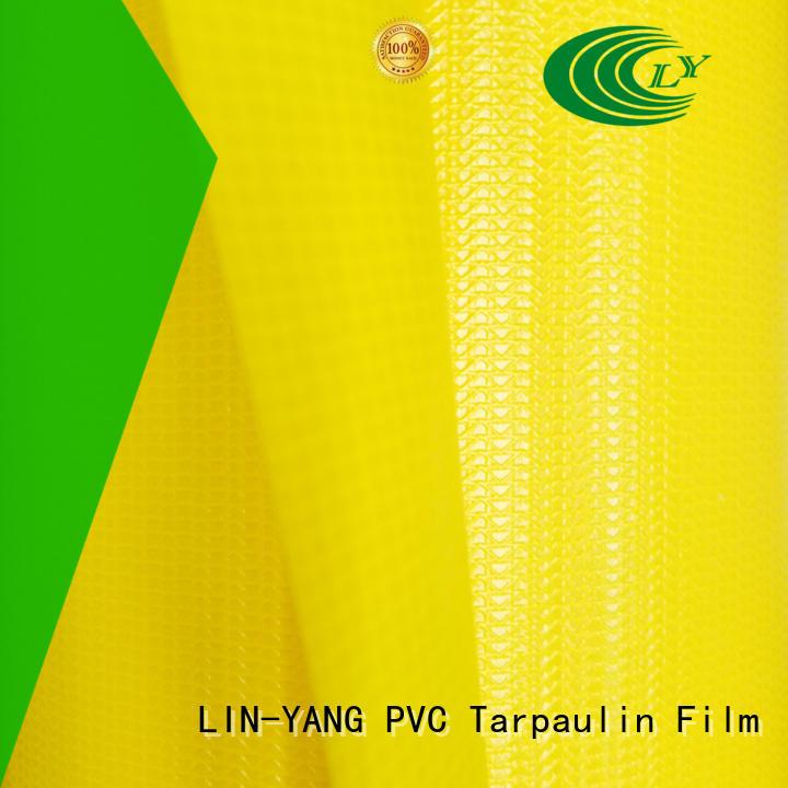 tensile pvc tensile membrane structure multi-purpose Cover heavy duty LIN-YANG company