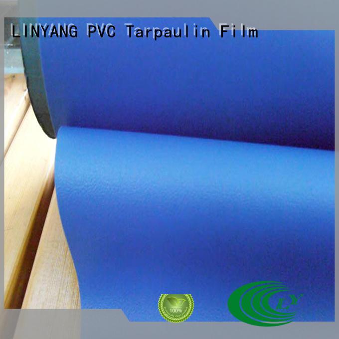 LINYANG standard Decorative PVC Filmfurniture film factory price for indoor