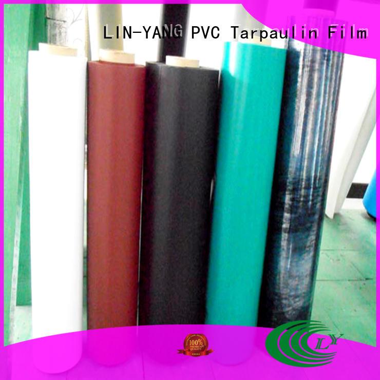 pvc plastic film customized Bulk Buy durable LIN-YANG