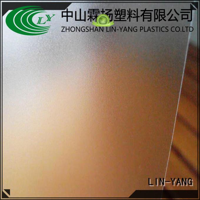 Waterproof, anti-fouling translucent PVC film
