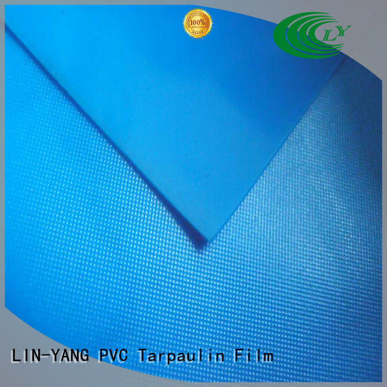 pvc film price antifouling flexible normal LIN-YANG Brand