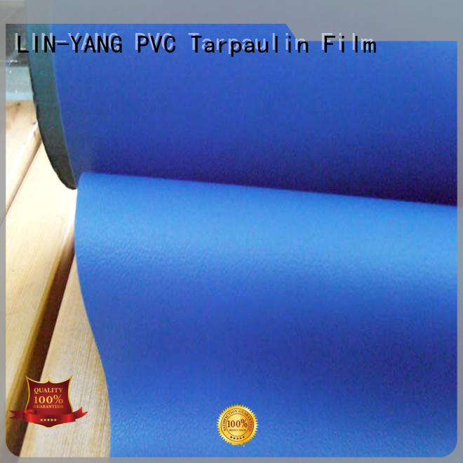 LIN-YANG Brand cost-efficient pvc film manufacturers smooth supplier