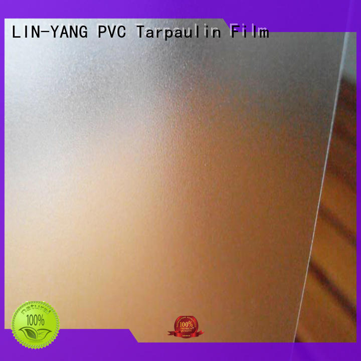 store hotel LIN-YANG Brand pvc films for sale factory