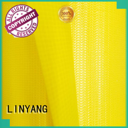 LINYANG mildew resistant waterproof tarpaulin factory price for geotextile