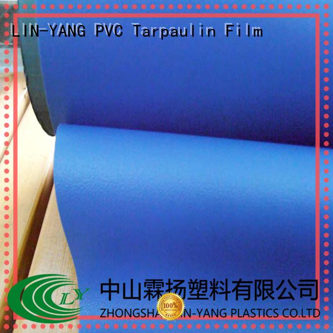 rich Decorative PVC Filmfurniture film anti-fouling LIN-YANG company