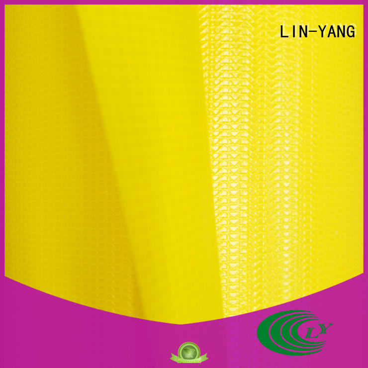 membrane structure building coated LIN-YANG Brand tensile membrane structure