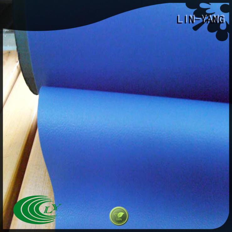 LIN-YANG Brand variety anti-fouling Decorative PVC Filmfurniture film manufacture