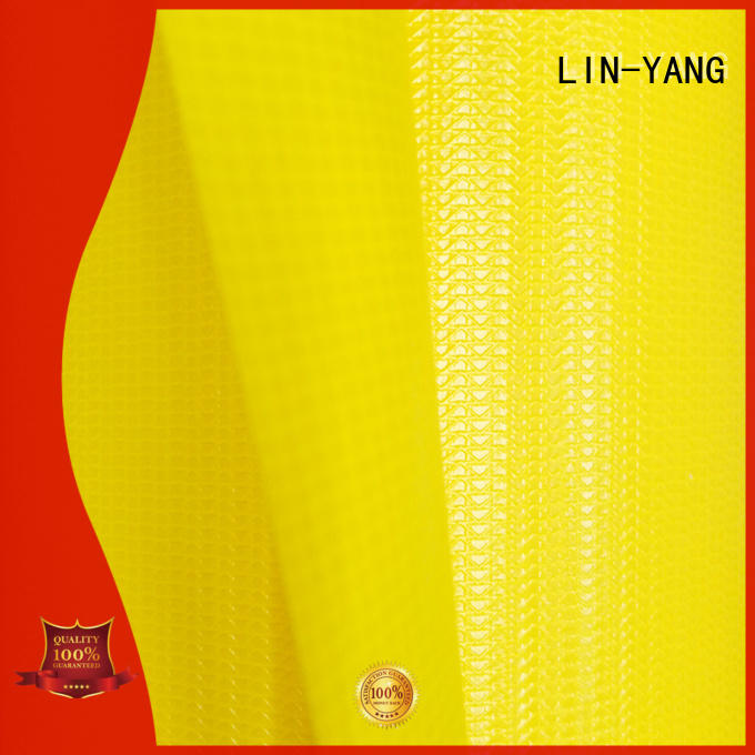 Quality LIN-YANG Brand coated tensile membrane structure