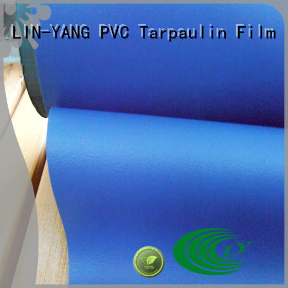 waterproof opaque LIN-YANG Brand pvc film manufacturers factory