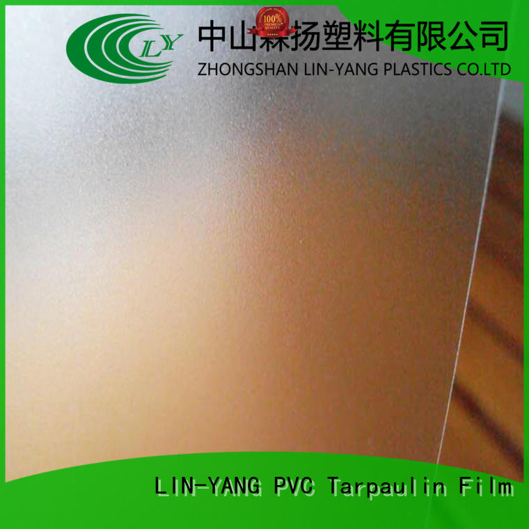 pvc films for sale waterproof creative LIN-YANG Brand