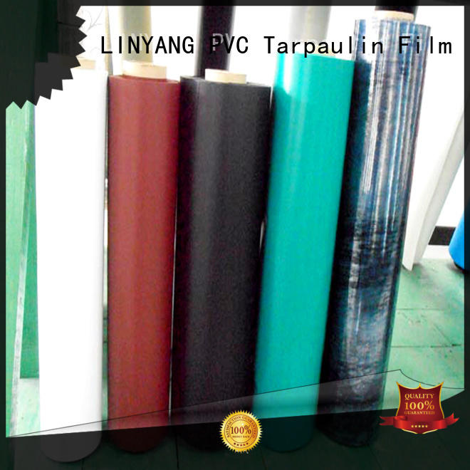 LINYANG hot selling Inflatable Toys PVC Film wholesale for inflatable boat