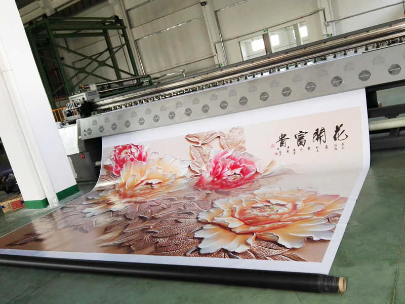 tensile pvc tarpaulin supplier for advertising banner LINYANG-2